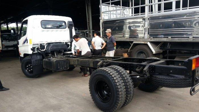 Xe tải HD800 8 tấn giá ưu đãi cuối năm