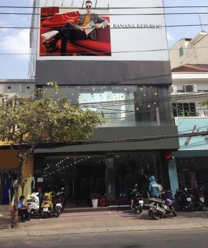 Mặt tiền  Nguyễn Trãi Q1, nhà đẹp cho kinh doanh tự do, hợp đồng dài hạn