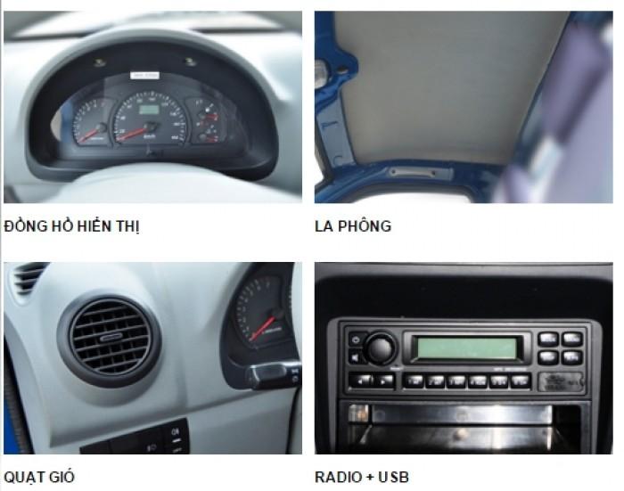Xe tải Thaco Towner 950A, Động cơ suzuki
