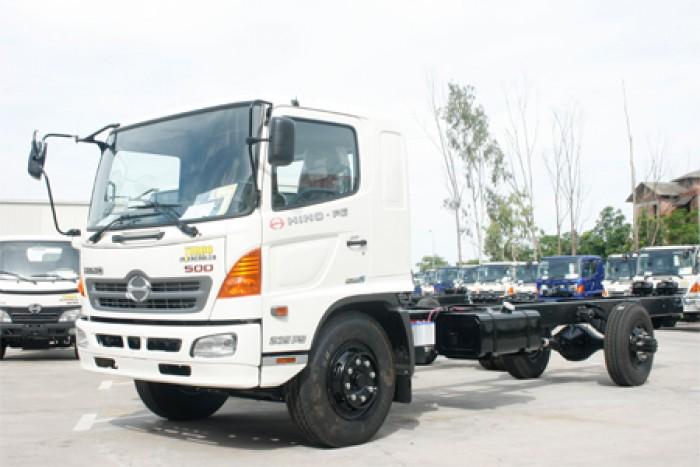 Chọn mua xe tải Hino hạng trung, Hino 500 series MDT