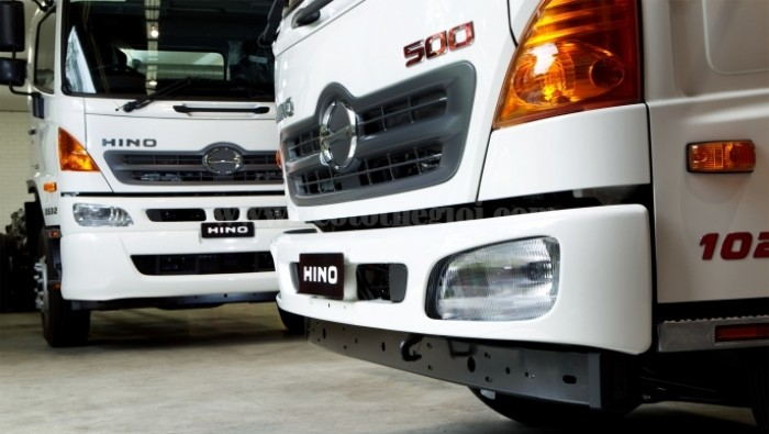 Xe tải Hino 500 series MDT – cung cấp đa dạng các loại xe tải Hino