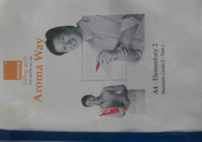 Nhượng Lại Khóa Học Anh Văn Dành Cho Người Đi Làm Tại Ttnn Aroma