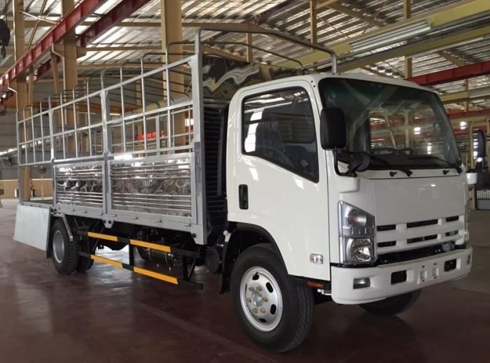 Isuzu FVM sản xuất năm 2016 Số tay (số sàn) Xe tải động cơ Dầu diesel