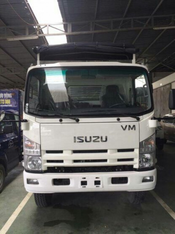 Xe tải isuzu 8t2/ isuzu 8t2 Vĩnh Phát - isuzu Fn129 8.2 tấn thùng dài 7,1m Hàng Hót 2016 2