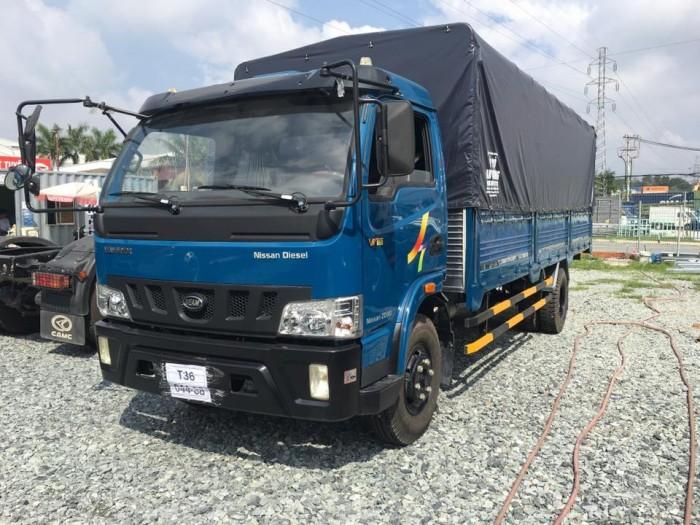 Xe tải veam VT650, 6.5 tấn khuyến mãi giao xe ngay