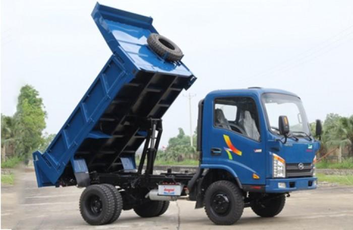 Xe tải ben VEAM VB200 1 tấn 9 giá bao trọn