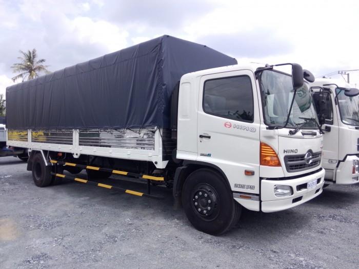 Bán Xe tải Hino FC Thùng kín 10,400 kg FC9JJSW