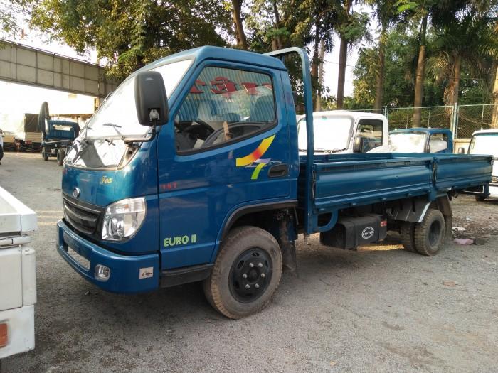 Xe tải 1.5T thùng lửng