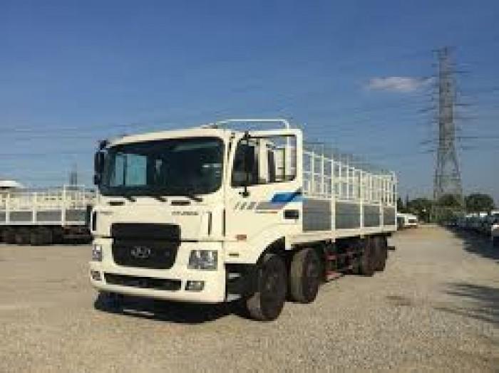 Hyundai nhập khẩu,3 cục,hyundai HD 320,4 CHÂN(4 GIÒ) 17.8 TẤN,ĐỜI 2015