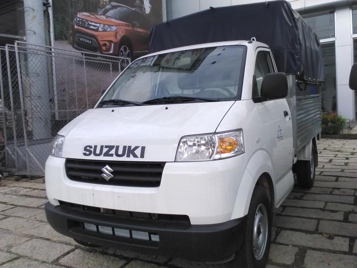Suzuki Carry pro truck 750kg. Hỗ trợ trả góp 80% giá trị xe