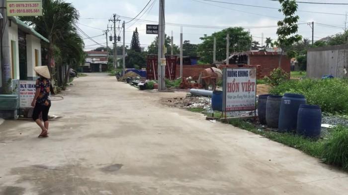Bán đất sổ hồng riêng, tiện xây trọ, gần khu công nghiệp, xây xưởng