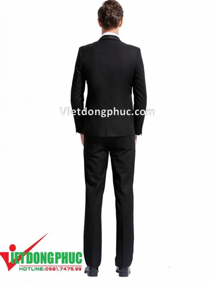 Đồng phục áo vest nam 07