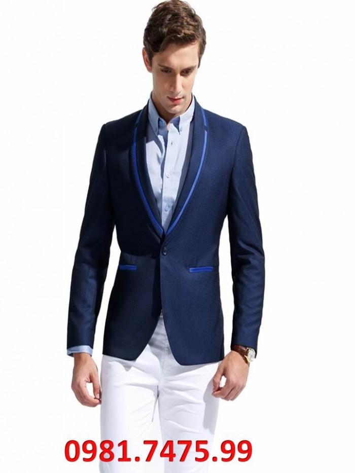 Đồng phục áo vest nam 08