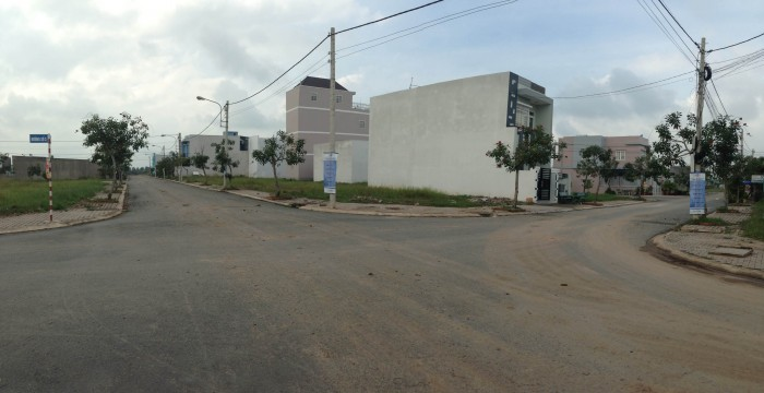 Bán đất xây nhà trọ giá rẻ tại Bình Chánh, liền kề khu công nghiệp lớn 50.000 công nhân