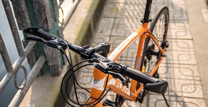 Xe đạp thể thao Fury BT301, xe đạp khung thép GIÁ CỰC RẺ