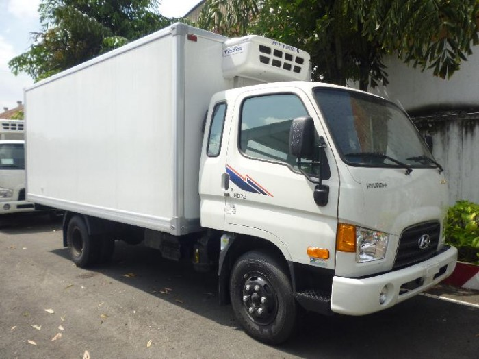 Xe tải đông lạnh huynhdai hd 72 2016 và 2015 ,2016