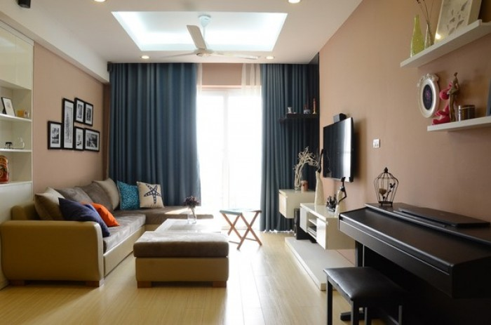 Cần bán gấp căn hộ The Flemington, MT Lê Đại Hành, Q. 11, 96m2, 3PN, giá 3 tỷ