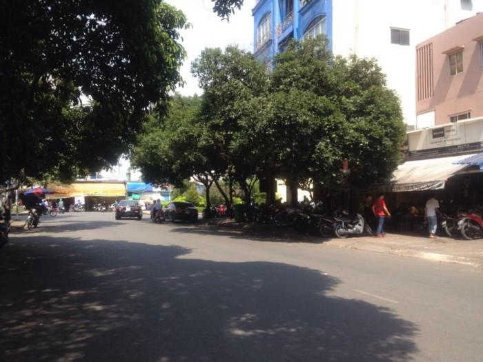 Bán đất dự án khách sạn và căn hộ cho thuê 36 tầng 2 mặt tiền Nguyễn Đình Chiểu