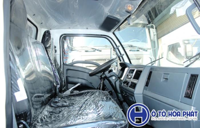 Xe tải Veam VT751 7T1 Máy Hyundai Thùng 6m1 Trả Góp Gía Tốt