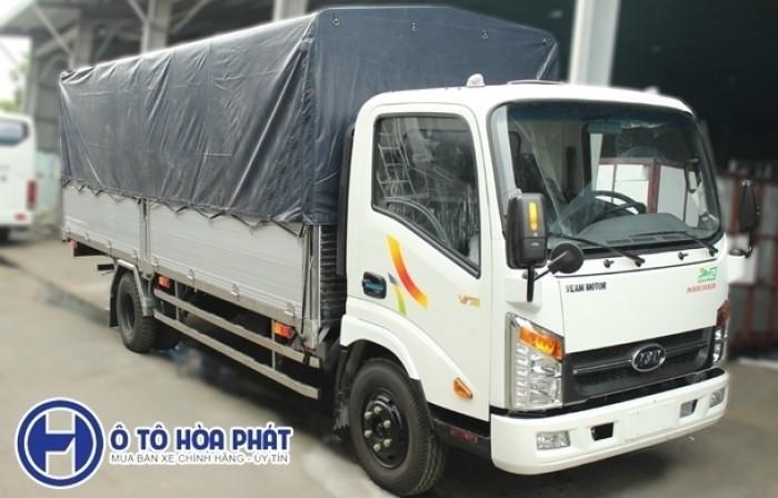 Xe Tải Veam VT340 máy Hyundai 3T49 Thùng 6m2 Trả Góp Gía Tốt