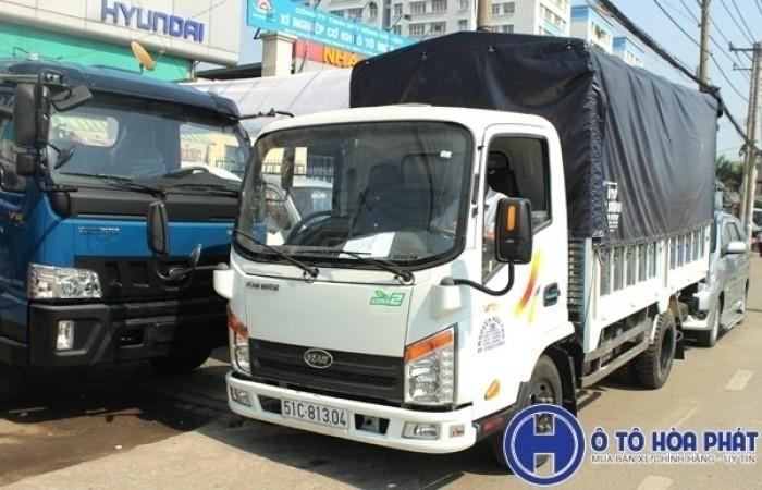 Xe Tải Veam VT252 2T4 Máy Hyundai Trả Góp Giá Tốt