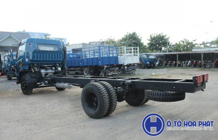 Xe tải Veam VT650 6T5 máy Isuzu trả góp gía tốt