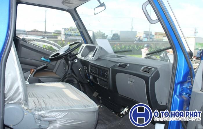 Xe tải Cửu Long 2T5 Máy Hyundai Khuyến Mãi Giá Tốt