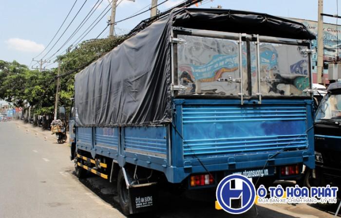 Xe tải Veam VT490 máy Hyundai 5T Trả Góp Lãi Suất Thấp