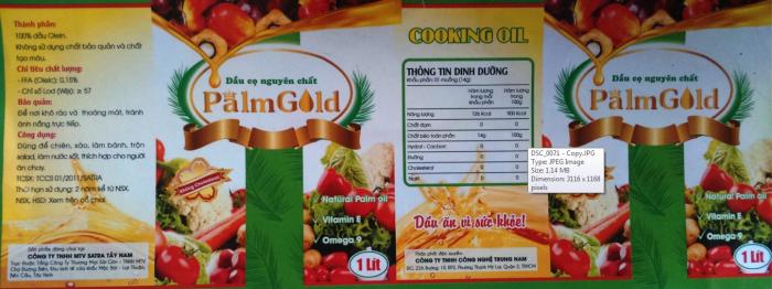 Dầu ăn Palmgold Tìm nhà phân phối, đại lý0