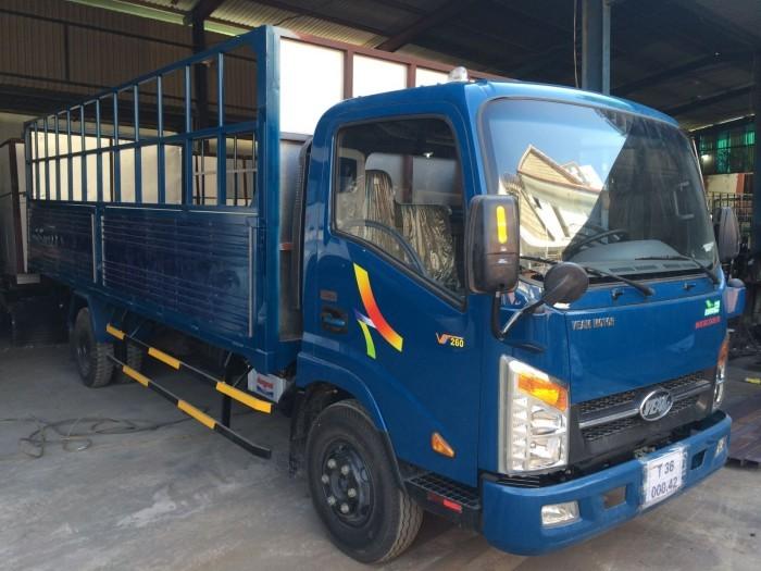 Bán xe tải VEAM VT260 1t7