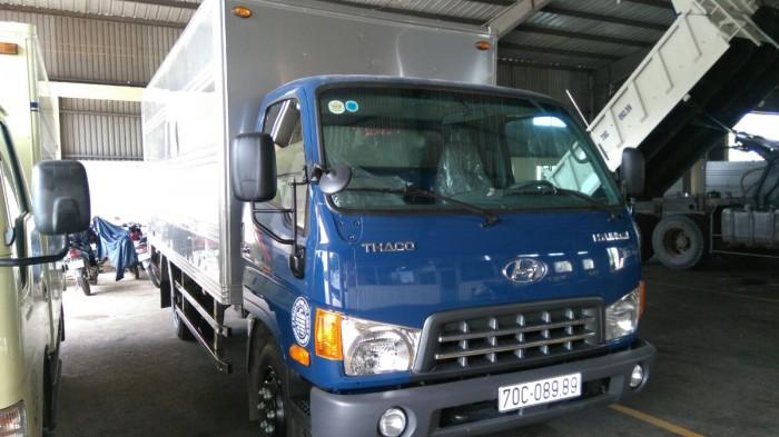 Xe tải HYUNDAI HD500, HYUNDAI 5 tấn,6.5 tấn,7 tấn ,8 tấn giá mềm nhất Tây Ninh, ưu đãi 100% lệ phí trước bạ.