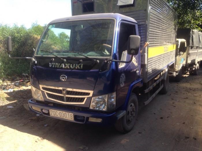 Cần bán xe tải Vinaxuki 1T7 cũ