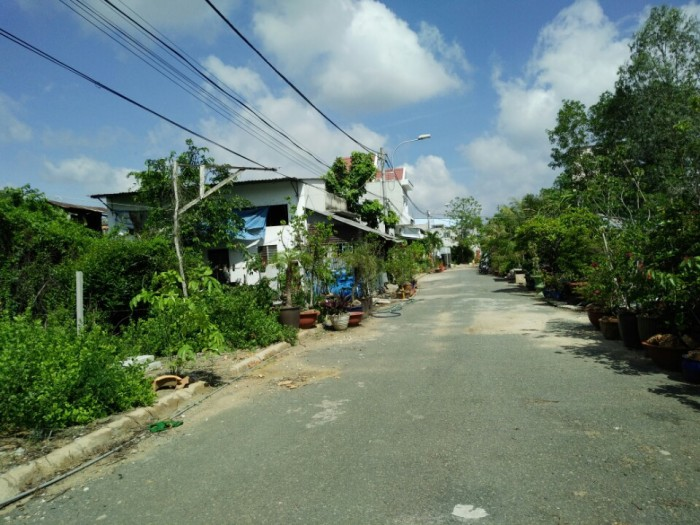 Bán đất xây Nhà trọ Nhà Nè, 7X30m – Hẻm 274 Nguyễn Văn Tạo 9.8tr/m2 SR,