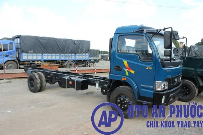 Xe tải veam vt650 , tải trọng 6t5