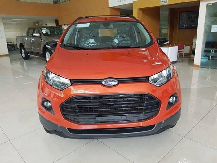 Ford Ecosport Số tự động Động cơ Xăng