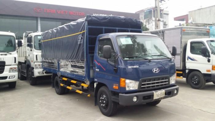 Đại lý xe tải Huyndai HD99 Đô Thành nhập 3 cục tại Cần Thơ 5