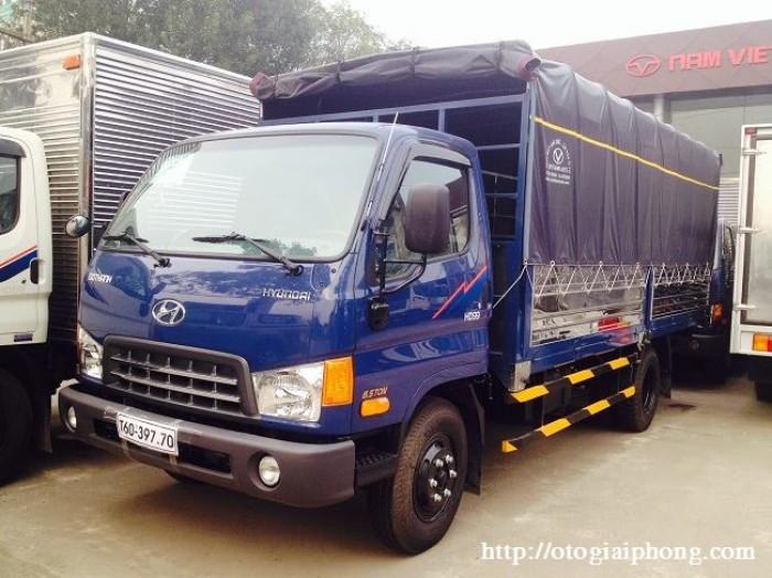 Đại lý xe tải Huyndai HD99 Đô Thành nhập 3 cục tại Cần Thơ 8