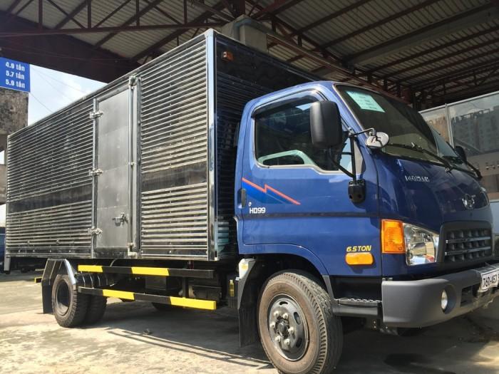 Đại lý xe tải Huyndai HD99 Đô Thành nhập 3 cục tại Cần Thơ 9