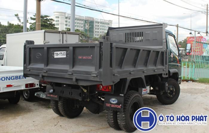 Xe ben TMT Cửu Long 3T5 Máy Hyundai Trả Góp