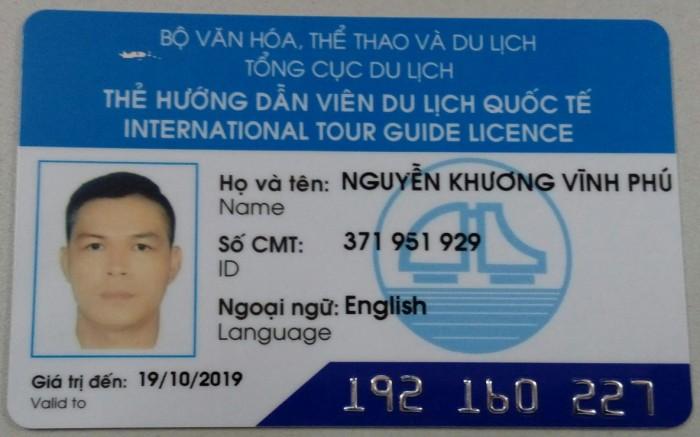 Điều kiện để cấp thẻ hành nghề hướng dẫn viên du lịch quốc tế và nội địa