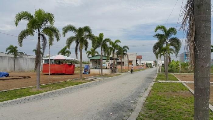 Đất ở, xây trọ,ngay cụm khu công nghiệp, bến lức,giá chỉ 789tr