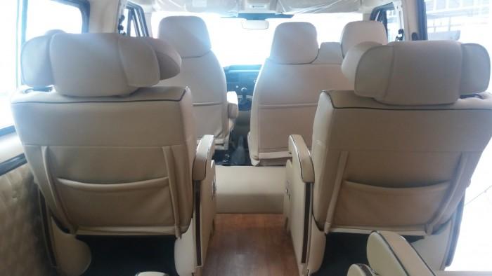 Báo giá Transit Limousine. Phiên bản Cơ Bản. Hỗ trợ trả góp linh hoạt 6