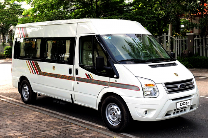 Ford Transit Limousine – Phiên bản Cao Cấp, giao xe nhanh, trả góp lãi suất thấp tại Gia Định Ford 6