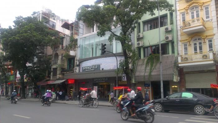 Bán nhà mặt phố Nguyễn An Ninh diện tích 35m2x 2 tầng, mt 4.2m giá 6.7 tỷ.
