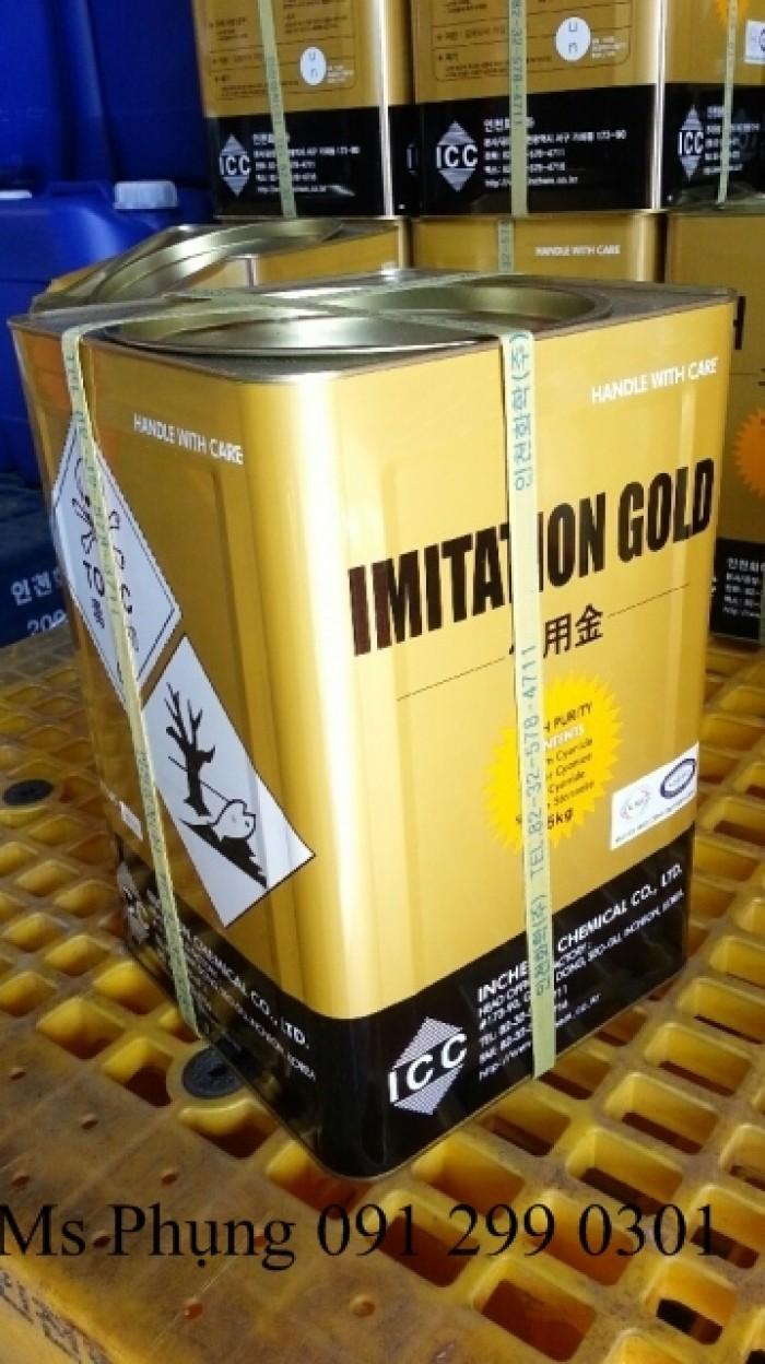 Bán Imitation Gold, hóa chất mạ VÀNG
