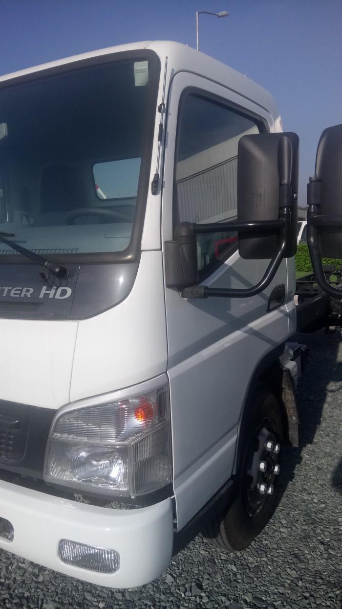 Canter8.2 tải trọng 5 tấn thùng mui bạt thùng kín thùng dài 5m8 liên hệ ngay để có giá ưu đãi nhất