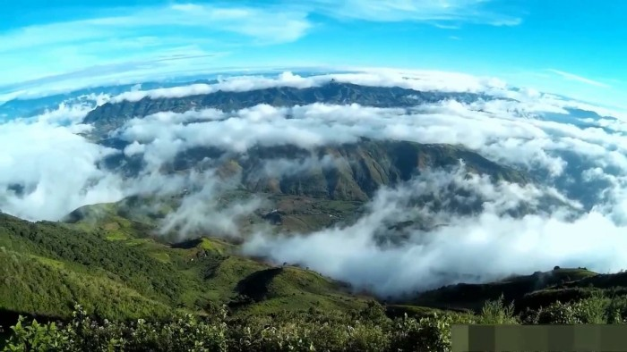 Tour Mộc Châu mùa hoa cải - săn mây đỉnh Tà Xùa 2N1Đ
