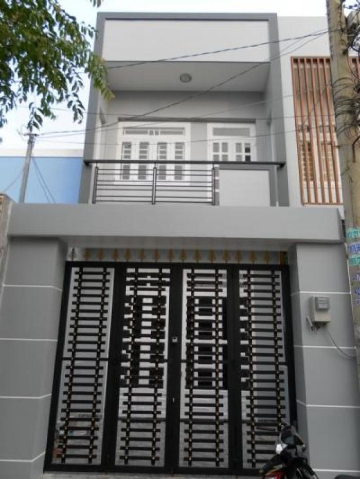 Bán nhà mặt tiền Nguyễn Thành Ý, DT: 4x15, giá 9.5 tỷ
