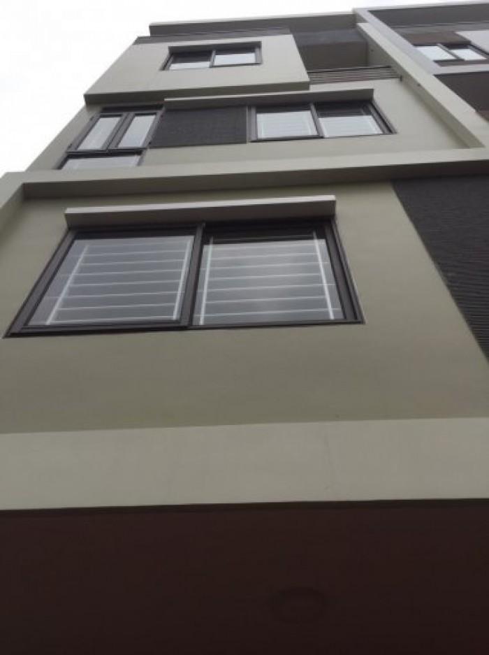 Nhà Mới Kim Giang,Phân Lô – cách oto 50m – 5 tầng – 2.43 Tỷ (cạnh bãi gửi xe)