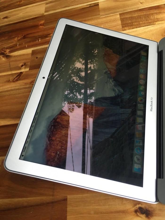 Laptop Macbook air 2015 MJVE2, i5 1.6G, 4G, ssd128G, siêu khủng giá rẻ